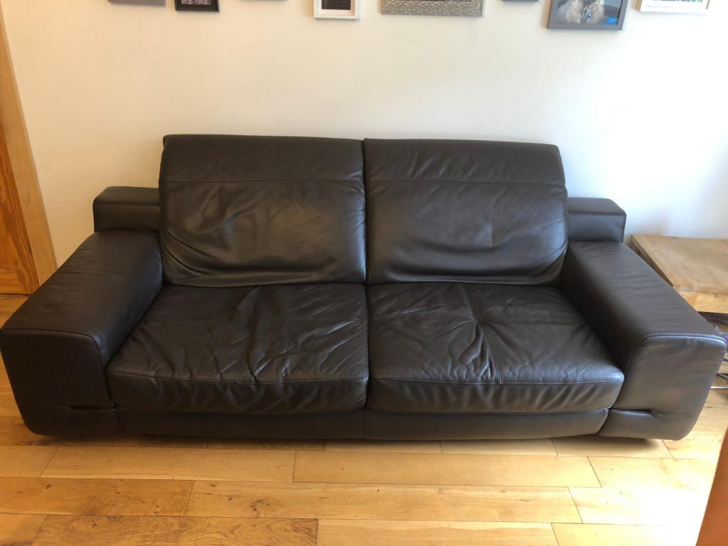 Sofa Clean And Colour Restoration