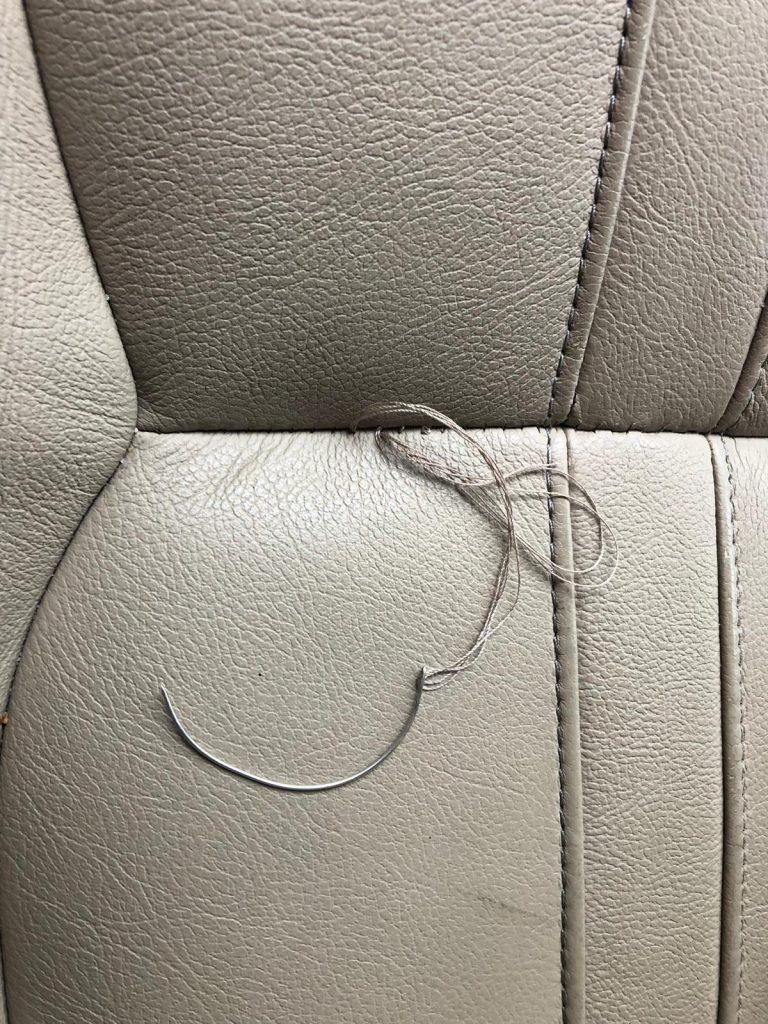 Stitching Repair