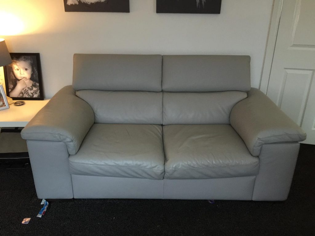 Grey Sofa Colour Restoration