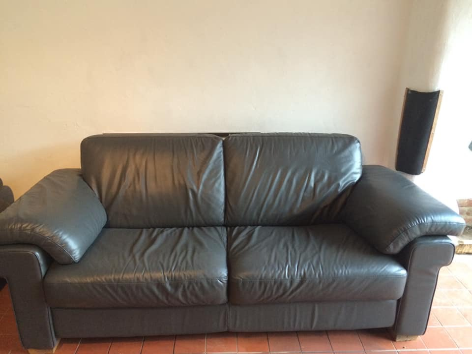 Leather Sofa Colour Change