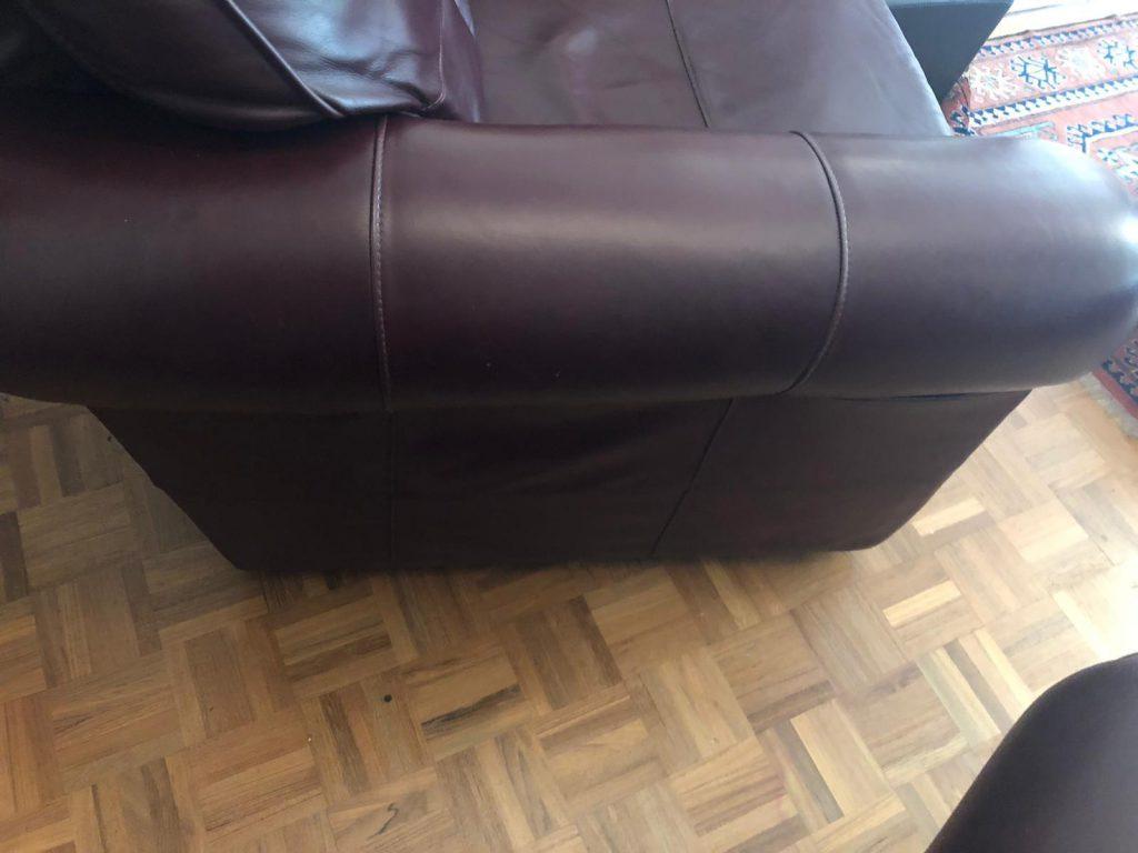 Leather Sofa Damage Repairs