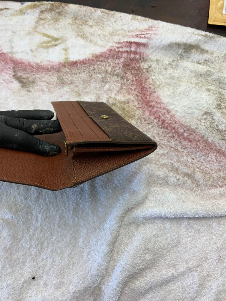 Purse Leather Repairs