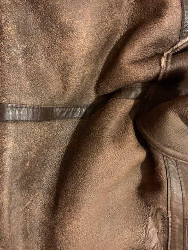 Leather Tear Repair