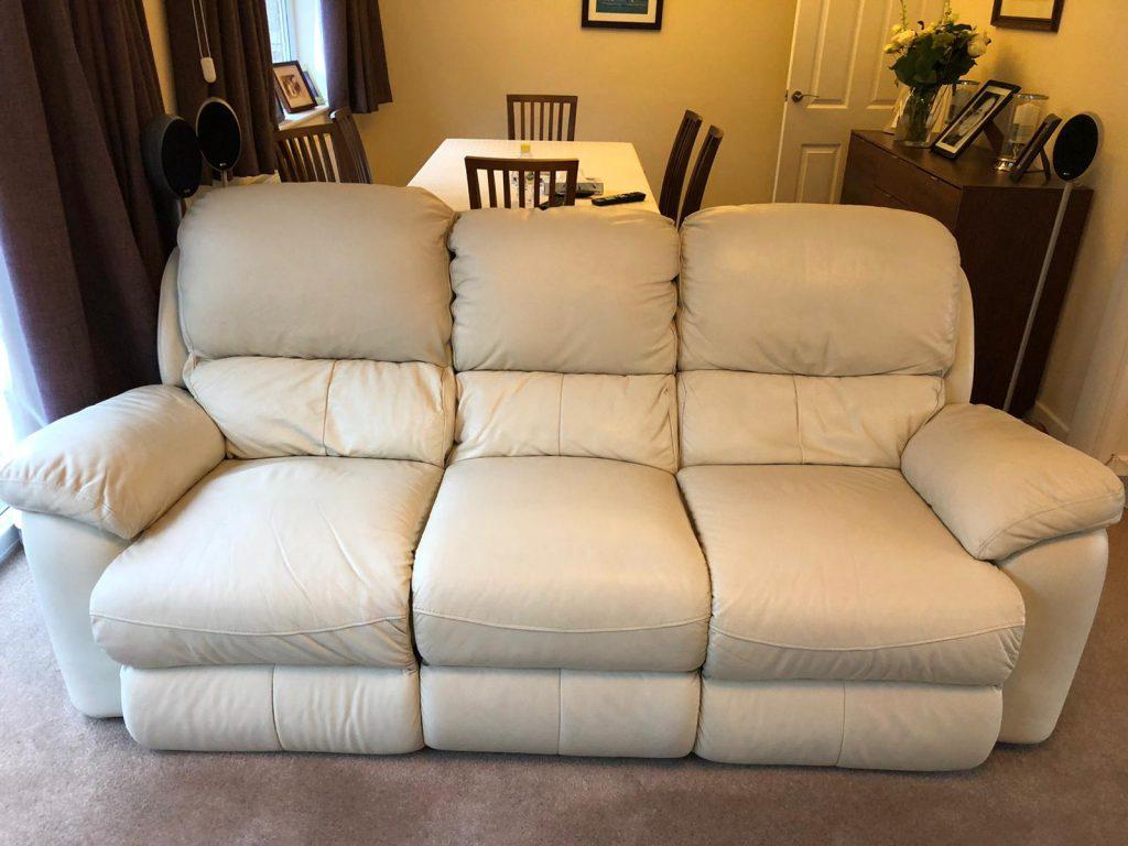 ME4 Sofa Restoration